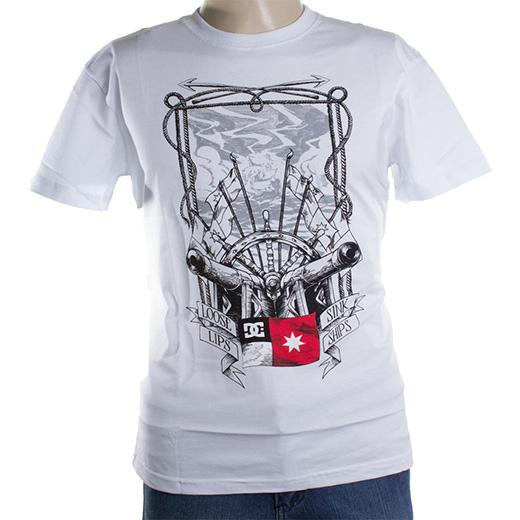 Camiseta DC Maritime
