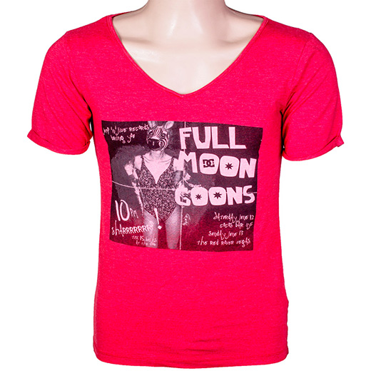 Camiseta DC McFull