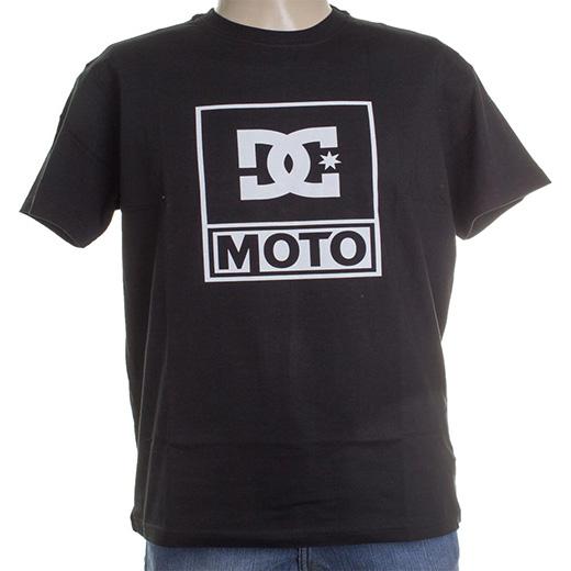 Camiseta DC Moto
