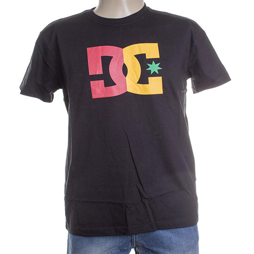 Camiseta DC Rasta