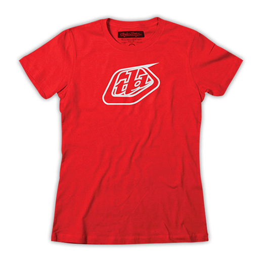 Camiseta Feminina Troy Lee Designs Logo