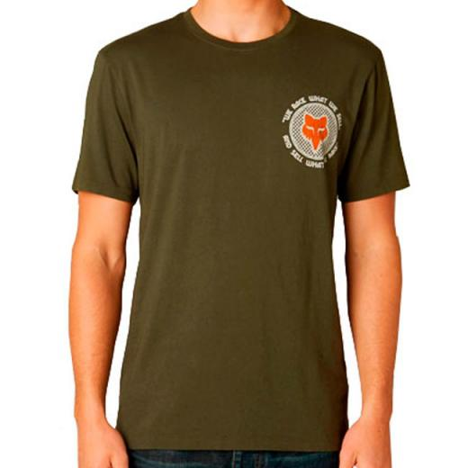 Camiseta Fox First Race