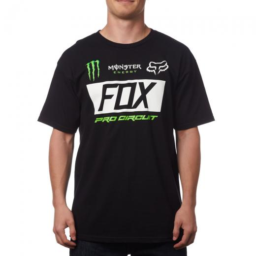 Camiseta Fox Monster Paddock