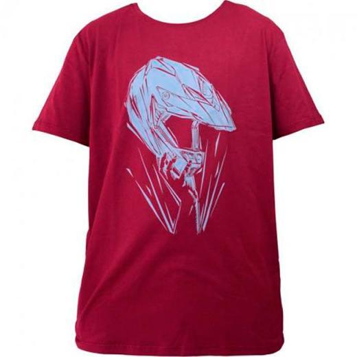 Camiseta MX Parts Victorious Helmet