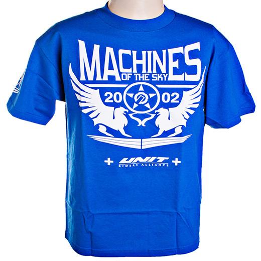 Camiseta Unit Machines