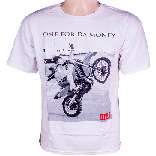 Camiseta Unit One For Da Money