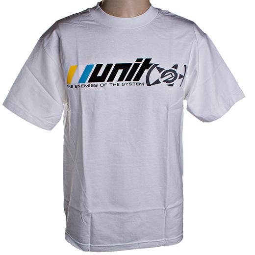 Camiseta Unit Reactor