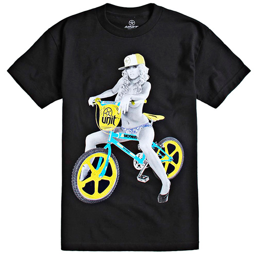 Camiseta Unit Skyway