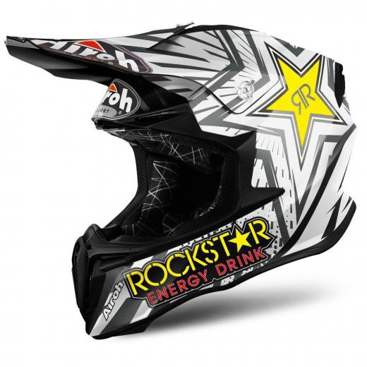 Capacete Airoh Twist 2.0 Rockstar