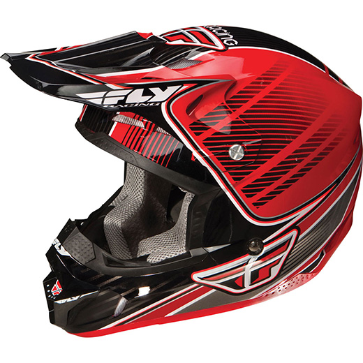Capacete Fly Kinetic Pro Series