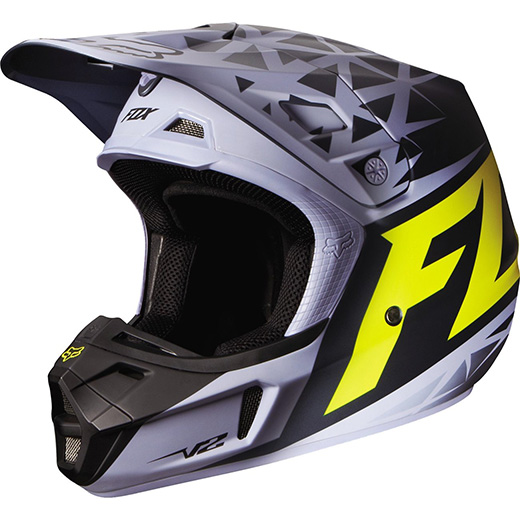 Capacete Fox V2 Given