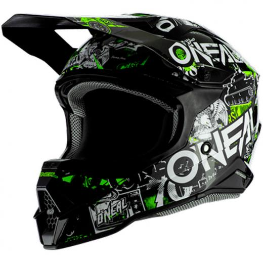 Capacete Oneal 3Series Attack 2.0