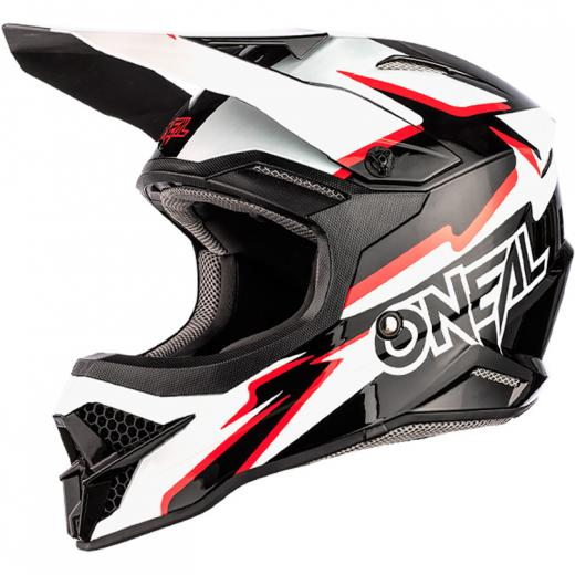 Capacete Oneal 3Series Voltage Black/White