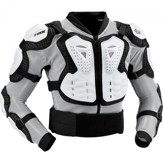 Colete Fox Titan Sport - Branco/Somente P