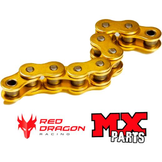 Corrente de Transmiss�o racing Red Dragon com retentor