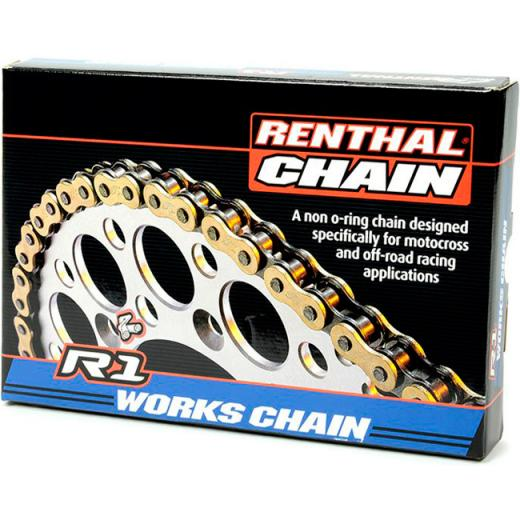 Corrente Renthal 420x130 R1 Works Chain
