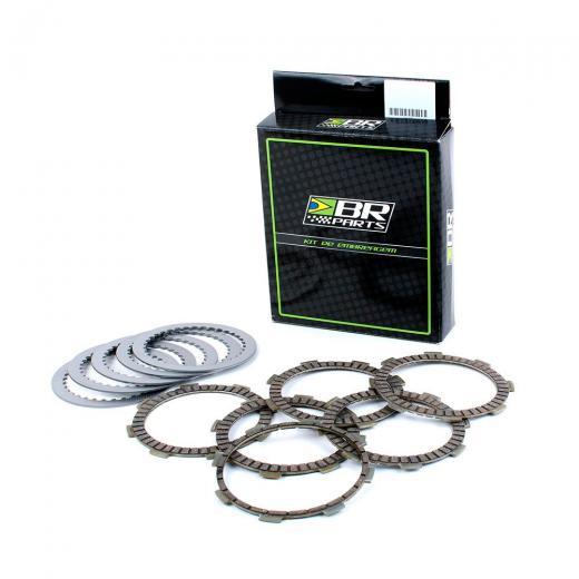 Discos de Embreagem + Separadores BR Parts DRZ 400 2000/2012
