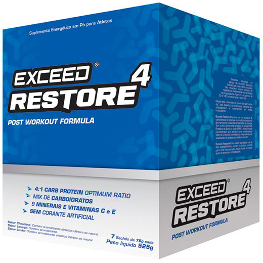 Exceed Restore 4 Chocolate