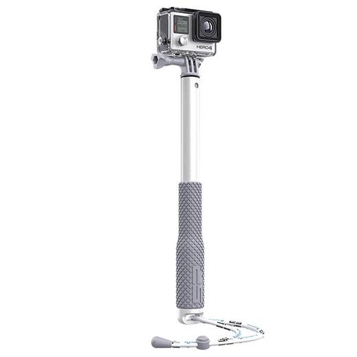 Haste Telesc�pia SP Gadgets Silver Grande para C�meras GoPro