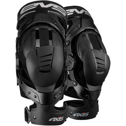 Joelheira EVS Axis Sport Black