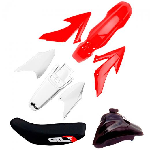 Kit Adapta��o Completo CRF 230 Premium