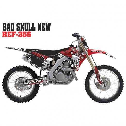 Kit Adesivo Completo Bad Skull New