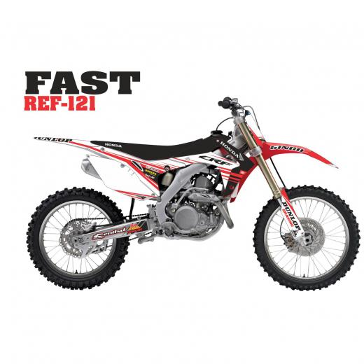 Kit Adesivo Completo Fast