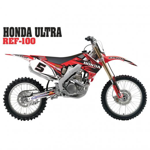 Kit Adesivo Completo Honda Ultra