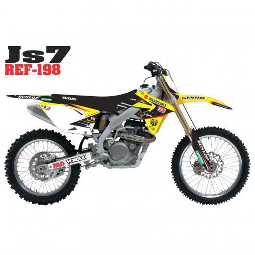 Kit Adesivo Completo JS7