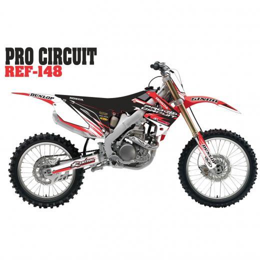 Kit Adesivo Completo Pro Circuit