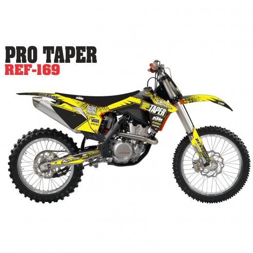 Kit Adesivo Completo Pro Taper