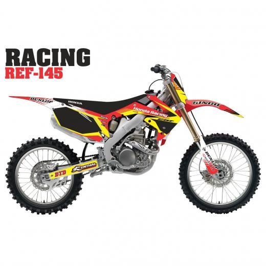 Kit Adesivo Completo Racing