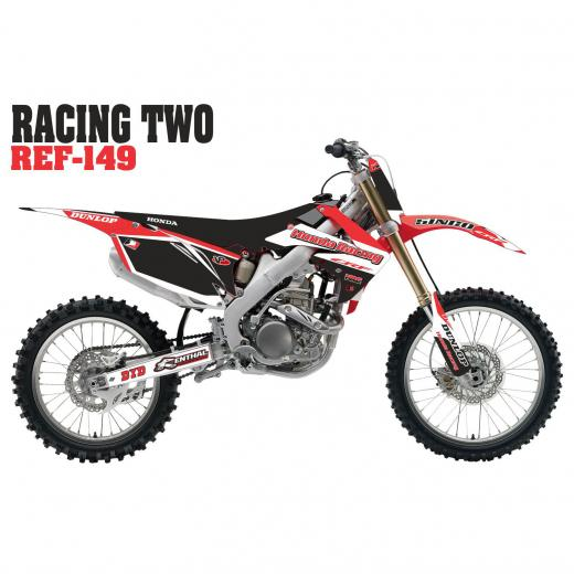 Kit Adesivo Completo Racing Two