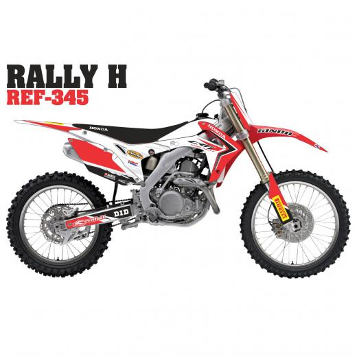 Kit Adesivo Completo Rally H