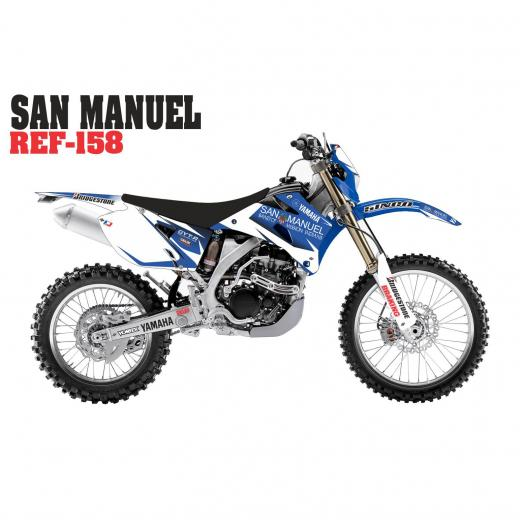 Kit Adesivo Completo San Manuel
