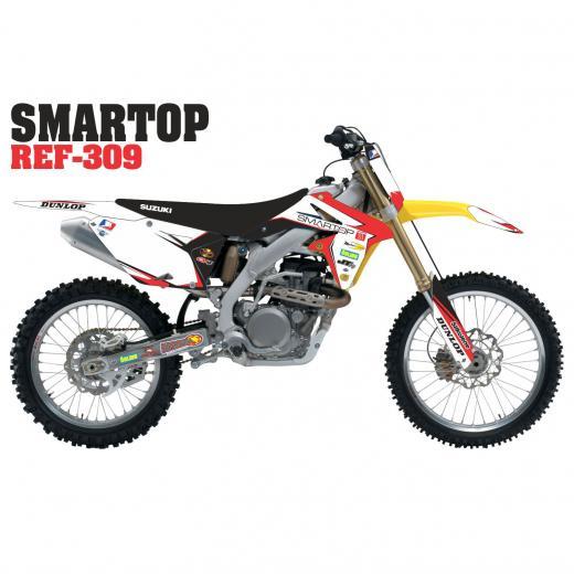 Kit Adesivo Completo Smartop