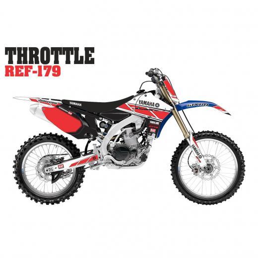 Kit Adesivo Completo Throttle
