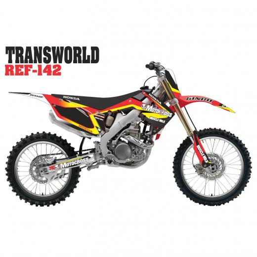 Kit Adesivo Completo Transworld