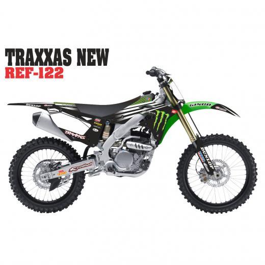 Kit Adesivo Completo Traxxas New