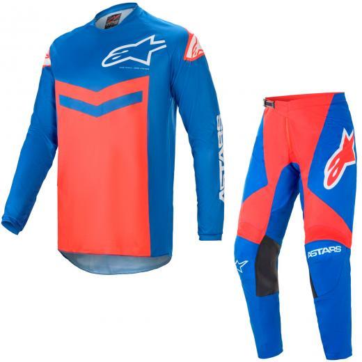 Kit Cal�a + Camisa Alpinestars Fluid Speed 2021