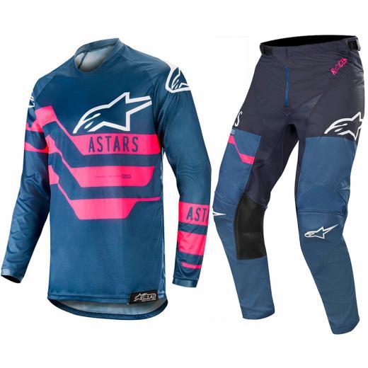 Kit Cal�a + Camisa Alpinestars Racer Flagship 19