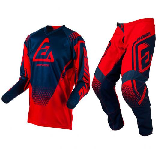 Kit Cal�a + Camisa Answer Syncron Drift