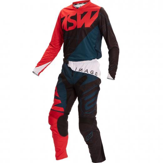 Kit Cal�a + Camisa ASW Image Dart