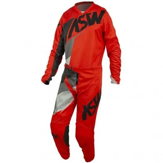 Kit Cal�a + Camisa ASW Image Force 2021 Vermelho