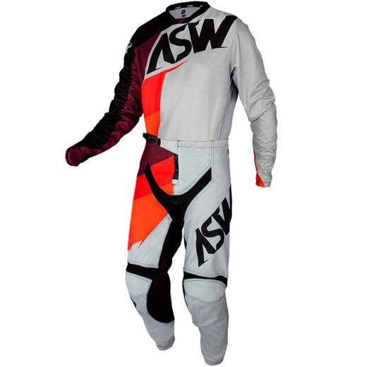 Kit Cal�a + Camisa ASW Image Force 2021 Cinza