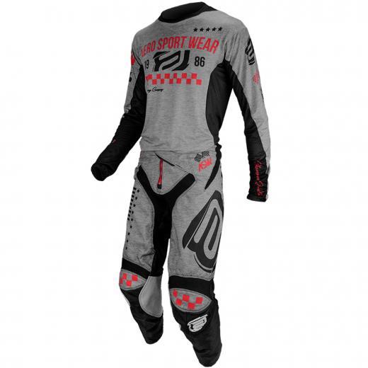 Kit Cal�a + Camisa ASW Podium Race Mescla