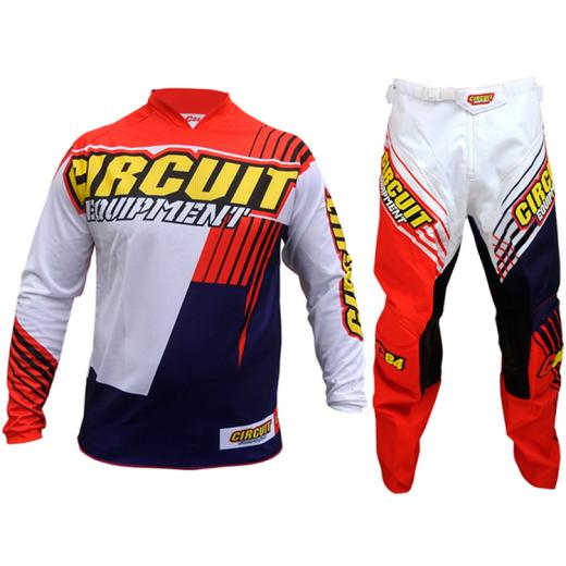 Kit Cal�a + Camisa Circuit Venezia