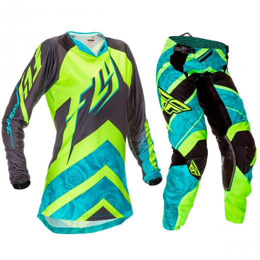 Kit Cal�a + Camisa Fly Kinetic Ladies