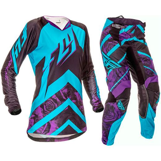 Kit Cal�a + Camisa Fly Kinetic Ladies