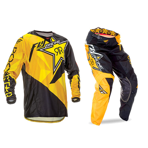 Kit Cal�a + Camisa Fly Kinetic Rockstar